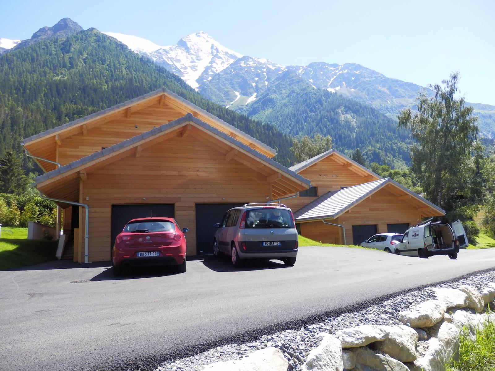 Maison En Bois Annecy maison bardage bois - charpentier constructeur de maison