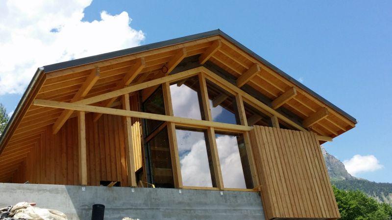 trouver un constructeur de maison en bois design annecy arve charpente. Black Bedroom Furniture Sets. Home Design Ideas
