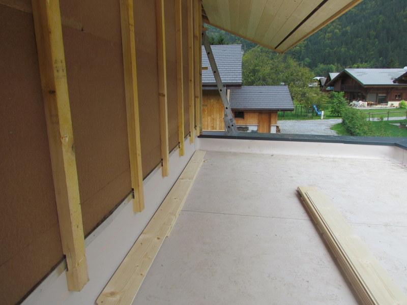 Realiser Une Toiture Terrasse Pose D Etancheite Toiture Terrasse